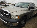 Lot: 05-898230 - 2002 DODGE RAM PICKUP