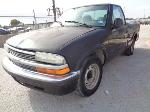 Lot: 6-114849 - 1998 Chevrolet S-10 Pickup