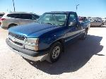 Lot: 4 - 2004 CHEVROLET PICKUP 1/2 TON