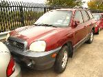 Lot: 1727705 - 2002 HYUNDAI SANTA FE SUV