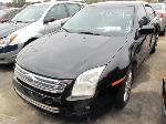 Lot: 1727945 - 2006 FORD FUSION - *KEY / STARTS