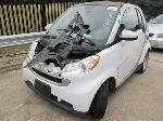 Lot: 1728227 - 2012 SMART FORTWO PURE