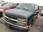 Lot: 1728465 - 1995 CHEVROLET SUBURBAN SUV - *KEY / STARTS
