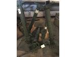 Lot: 54 - Miltary Grade Hydraulic Jacks