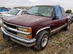 Lot: 42594.MFPD - 1997 CHEVROLET C1500 PICKUP