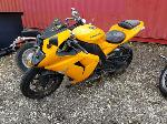 Lot: 43184.FHPD - 2006 KAWASAKI ZX100D6F MOTORCYCLE