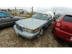 Lot: 43351.MFPD - 1993 LINCOLN TOWNCAR