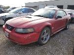 Lot: 45344.MFPD - 2001 FORD MUSTANG