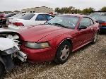 Lot: 45353.FHPD - 2003 FORD MUSTANG