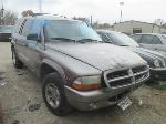 Lot: 609-215807 - 2000 DODGE DURANGO SUV