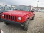 Lot: 632-569041 - 2001 JEEP CHEROKEE SUV
