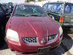 Lot: 114889 - 2004 Mitsubishi Galant