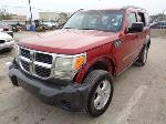 Lot: 13-47590 - 2008 Dodge Nitro SUV