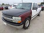 Lot: 16-47782 - 1999 Chevrolet Silverado 1500 Pickup Truck