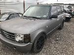 Lot: 105 - 2004 LAND ROVER SUV