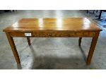 Lot: 02-19689 - Wood Table