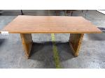 Lot: 02-19690 - Wood Table
