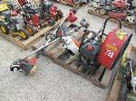 Lot: 788-EQUIP#N/A - Weed Eaters, Blower & Fan