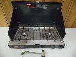 Lot: A6425 - Coleman Perfect Flow 2 Burner Propane Grill