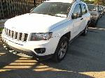 Lot: 1729972 - 2014 JEEP COMPASS SUV - KEY* / TURNS OVER
