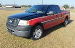 Lot: 1 - 2008 Ford F150 Extended Cab Pickup