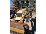 Lot: 17208 - 1995 FORD 455D TRACTOR WITH TREE SPADE