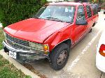 Lot: 17-2656 - 1992 CHEVROLET SUBURBAN SUV - KEY