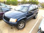 Lot: 17-3098 - 2000 JEEP GRAND CHEROKEE SUV - KEY