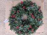 Lot: 01 - Wreath