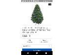 Lot: 21 - Pre-Lit Christmas Tree