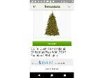 Lot: 23 - Pre-Lit Christmas Tree