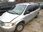 Lot: 801 - 2002 CHRYSLER TOWN AND COUNTRY VAN