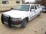 Lot: 890 - 2001 CHEVROLET SILVERADO PICKUP