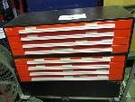 Lot: 50-078 - 8-Drawer Cassette Storage Tool/ Storage Box