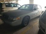 Lot: 1.HOUSTON - 2008 FORD CROWN VICTORIA