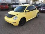 Lot: 15.DALLAS - 1999 Volkswagen Beetle
