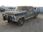 Lot: 3.FTWORTH - 1974 Ford F-250 Ranger XLT Pickup