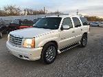 Lot: 4.FTWORTH - 2003 Cadillac Escalade SUV