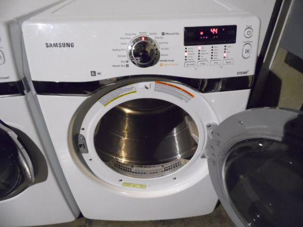 Lso Auctions Lot A6451 Working Samsung Vrt Steam