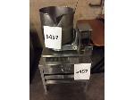 Lot: 5457 - Groen Steam Kettle w/ Stainless Steel Table