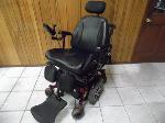 Lot: A6468 - Pride Quantum 6000Z Power Tilt Wheel Chair