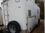 Lot: 8 - Command Post Trailer w/ Onan Generator<BR><span style=color:red>New Closing Date, Updated 1/9/18</span>