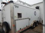 Lot: 11 - Command Post Trailer w/ Onan Generator<BR><span style=color:red>New Closing Date, Updated 1/9/18</span>
