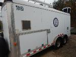 Lot: 14 - Command Post Trailer w/ Onan Generator<BR><span style=color:red>New Closing Date, Updated 1/9/18</span>
