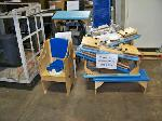 Lot: 839 - (13) BENCHES, MOBILITY CHAIRS, POTTY CHAIRS AND MORE