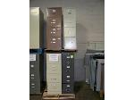 Lot: 900 - (6) ASSORTED FILE CABINETS