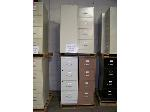 Lot: 903 - (6) ASSORTED FILE CABINETS