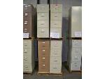 Lot: 904 - (6) ASSORTED FILE CABINETS