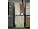 Lot: 905 - (6) ASSORTED FILE CABINETS