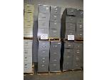 Lot: 907 - (6) ASSORTED FILE CABINETS